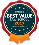 Best Value in Law Schools 2016