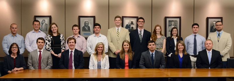 2014-15 Board and Candidates