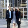 ( L to R): Dorrie Goodwin, Cristen Handley, Lauren Summerhill