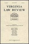 Virginia Law Review